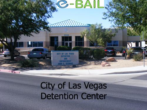 City of Las Vegas Detention Center