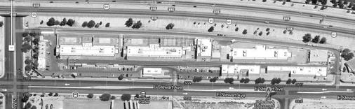 Sky View - City of Las Vegas Detention Center